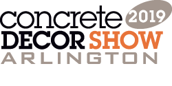 Concrete Decor Show logo